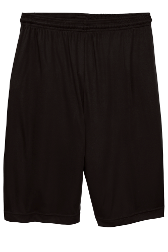 PosiCharge Competitor Short YST355-Black-XS
